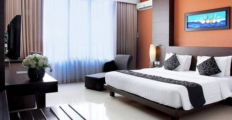 Grand Pacific Hotel Bandung - Suite King