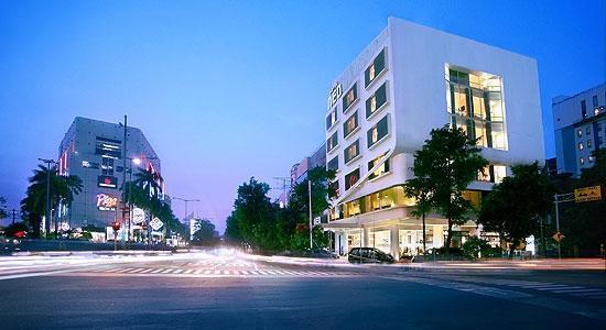 Neo Hotel Melawai - Tampilan Luar