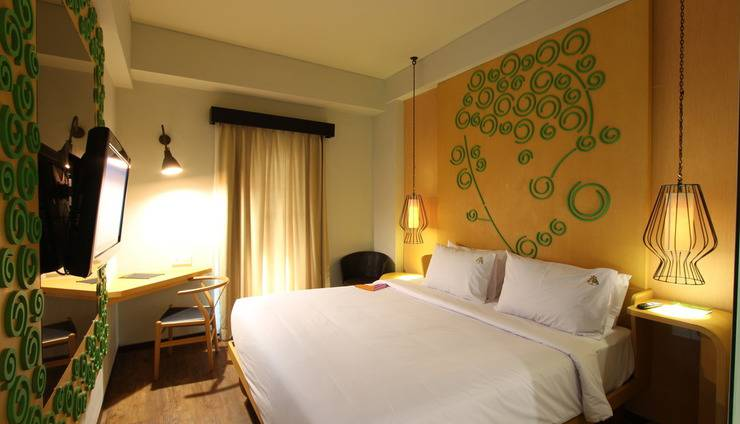 Max One Hotel Legian - Happiness room