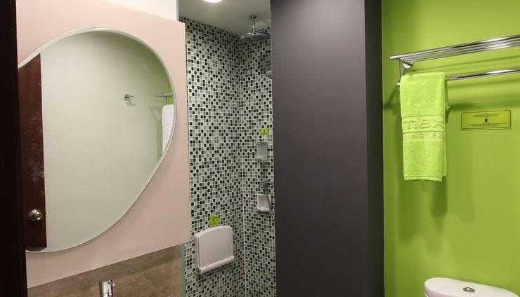 Max One Hotel Legian - Kamar mandi