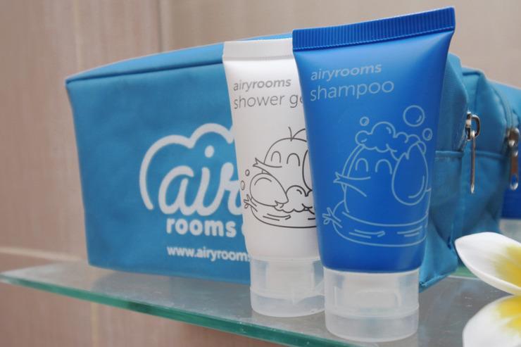 Airy Jimbaran Bypass Ngurah Rai 43 Bali - Bathroom Amenities
