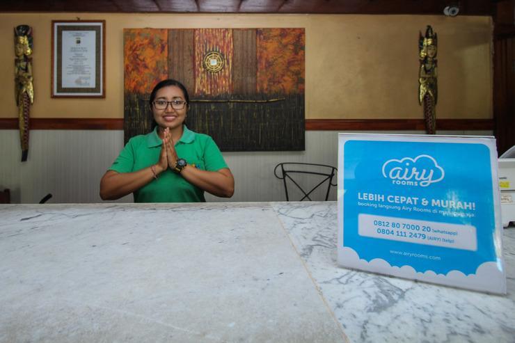 Airy Eco Legian Lebak Bene Kuta Bali - Acrylic