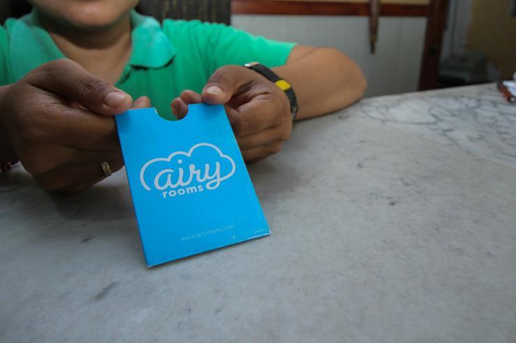 Airy Eco Legian Lebak Bene Kuta Bali - Receptionist