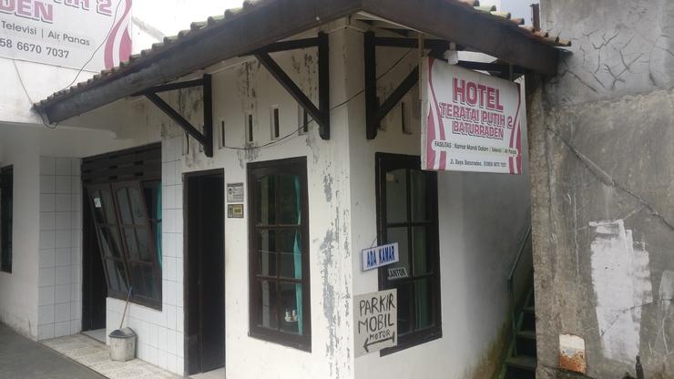 Hotel Teratai Putih Banyumas - Exterior