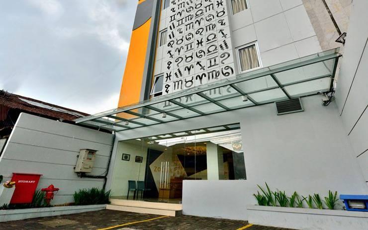Zodiak at Kebon Jati Bandung - Hotel Building