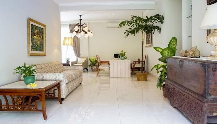Topaz Guest House Cilandak Jakarta - Interior