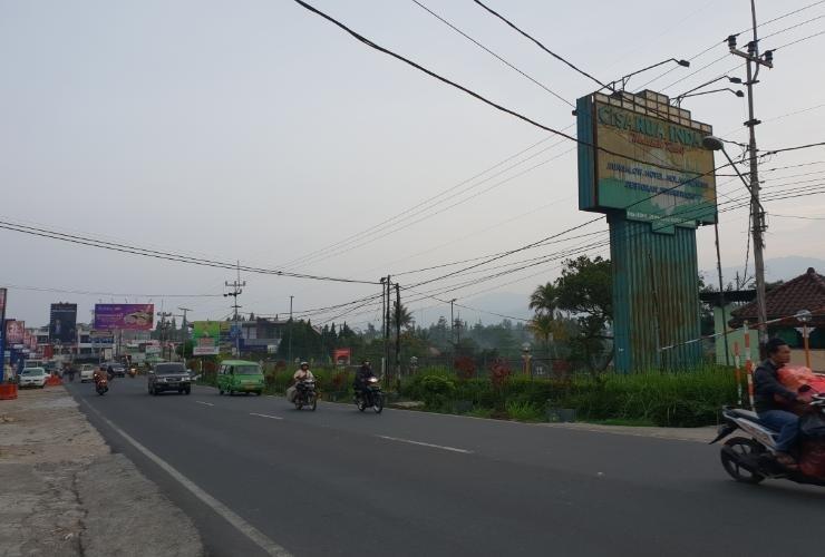 Hotel Cisarua Indah Bogor - Appearance