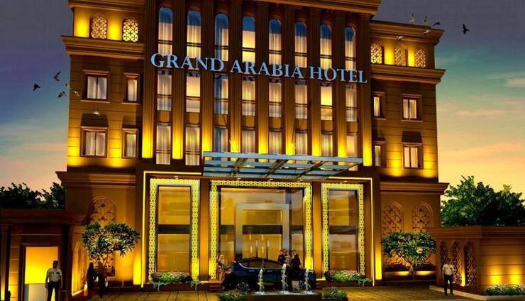Review Hotel Grand Arabia Hotel (Banda Aceh)