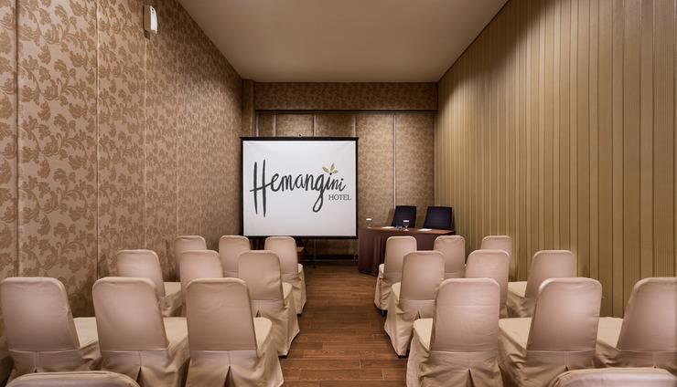 Hotel Hemangini Bandung - meeting rooms
