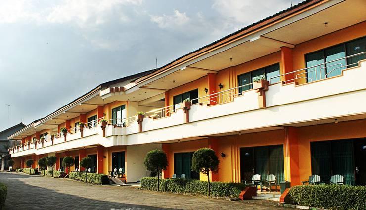 Harga Kamar Hotel Borobudur Indah (Magelang)
