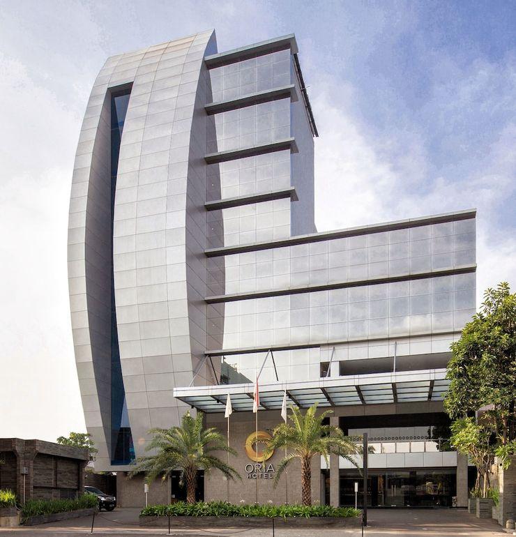 Oria Hotel Jakarta - Front of Property