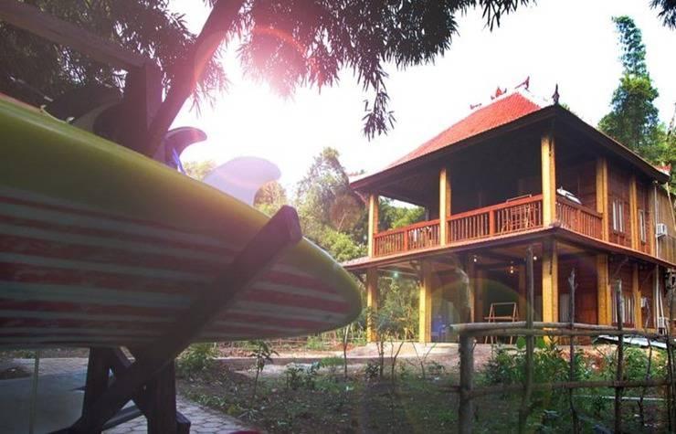 G-Land Joyo's Camp Banyuwangi - Eksterior