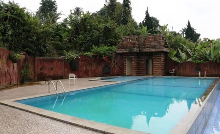 NIDA Rooms Citeko Cisarua Puncak Bogor - Kolam Renang