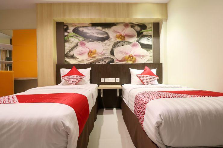 OYO 1258 Balitone Residence Bali - Bedroom