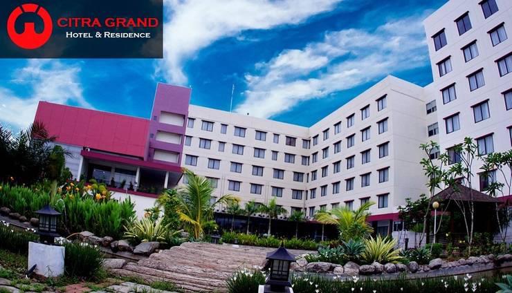 Alamat Citra Grand Hotel and Residence - Karawang