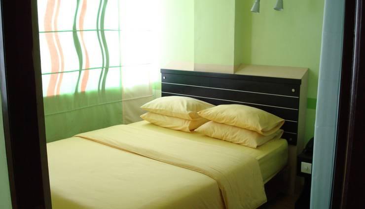 Hotel Citi International SunYatSen Medan - Kamar Suite Bisnis (2 kamar single)
