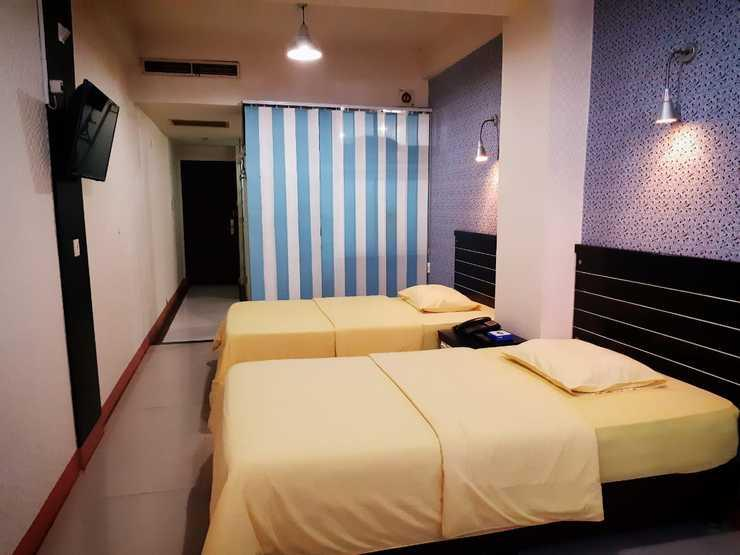 Hotel Citi International SunYatSen Medan - Kamar