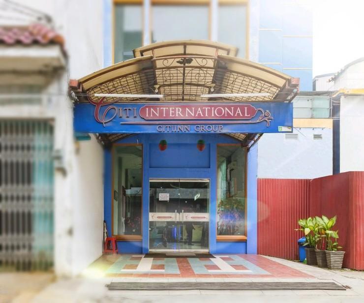 Hotel Citi International SunYatSen Medan - Tampilan Depan Hotel