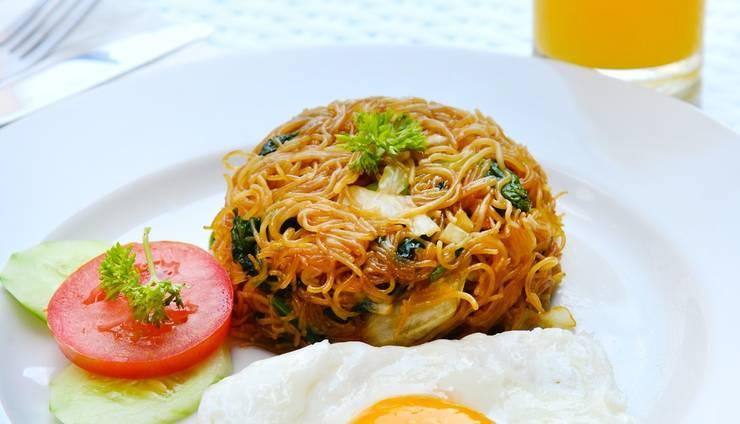 Devata Suites and Residence Bali - Breakfast Menu