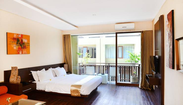 Devata Suites and Residence Bali - Superior Suite Pool View