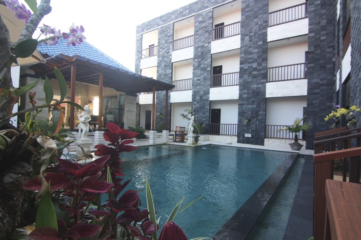 Mamo Hotel Bali - Hotel View