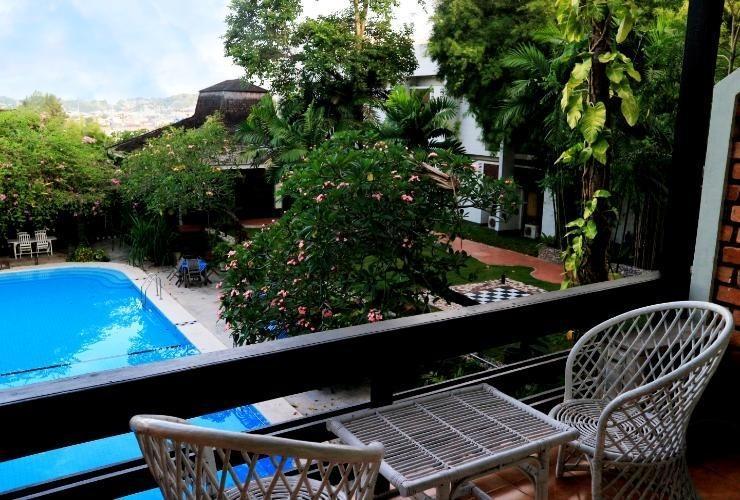 Mesra Alamanda Hotel Samarinda - View