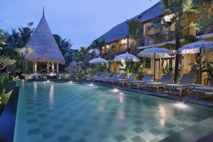 The Alena Resort Bali - Featured Image