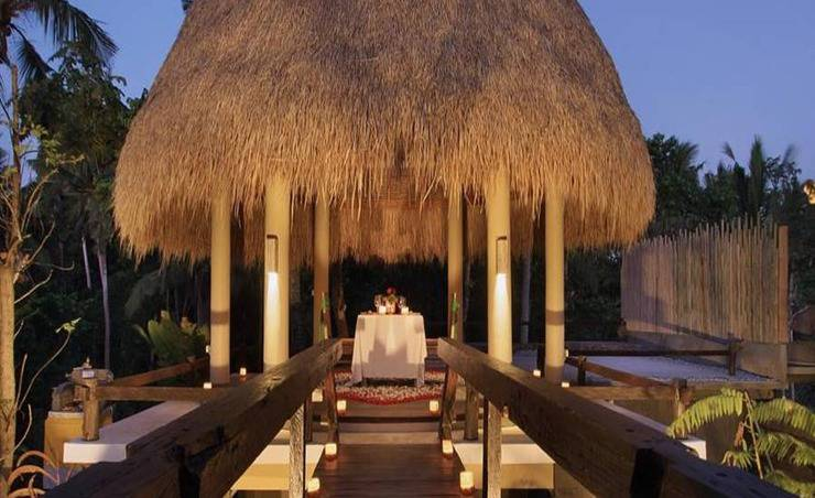 The Alena Resort Bali - Romantic Dinner