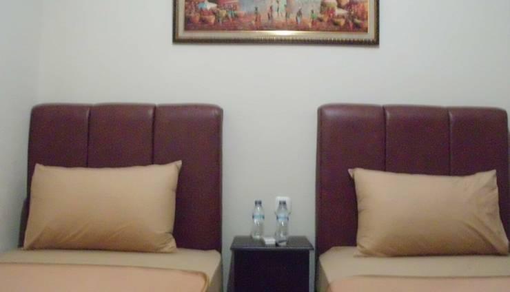 Tasik Jogja Hotel Yogyakarta - Kamar Superior Twin