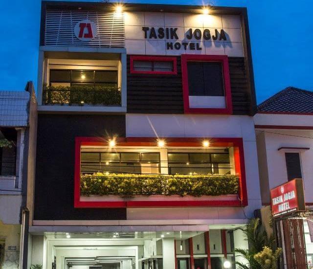 Tasik Jogja Hotel Yogyakarta - Tampak depan