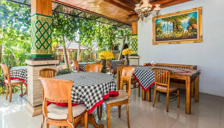 ZenRooms Ubud Bisma 1 - Restoran