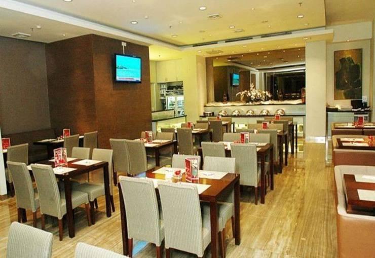 NIDA Rooms Hasyim Grand Indonesia - Restoran