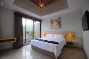Jas Boutique Villas Bali - Kamar Tidur