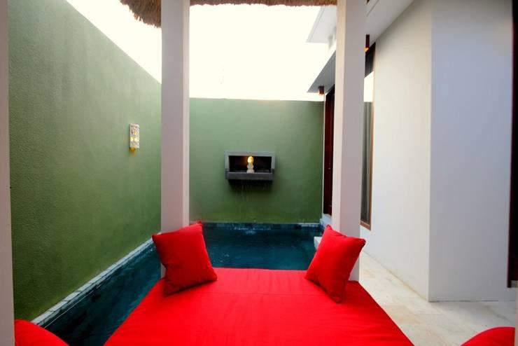 Jas Boutique Villas Bali - Fasilitas Hotel