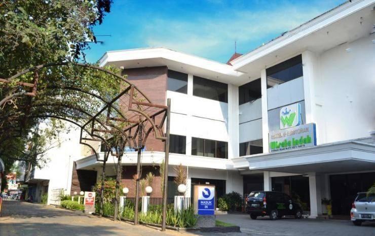 Hotel Wisata Indah Solo - Eksterior