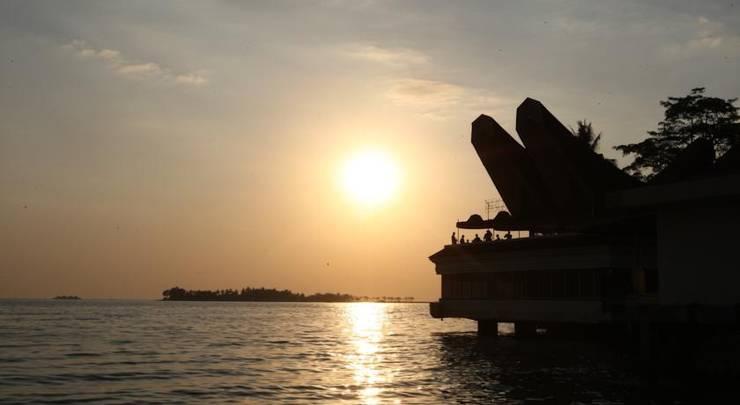 Makassar Golden Hotel Makassar - Pemandangan