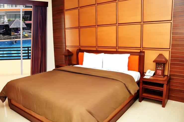 Sutan Raja Hotel Convention & Recreation Kolaka - Pool View Room