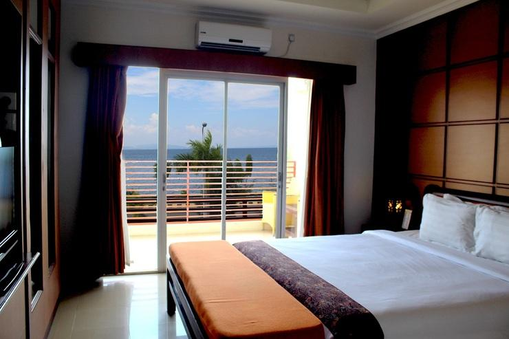 Sutan Raja Hotel Convention & Recreation Kolaka - Sea View Room