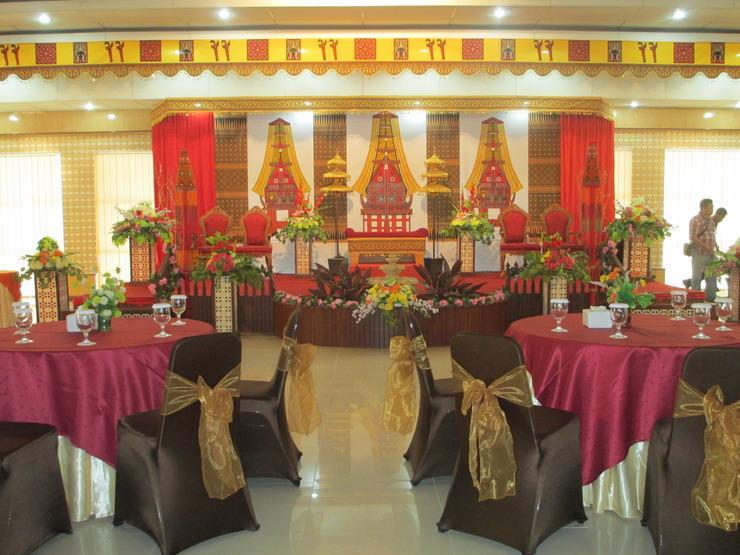 Sutan Raja Hotel Convention & Recreation Kolaka - wedding