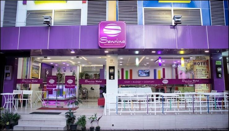 Hotel Sanrina Jakarta Jakarta - exterior