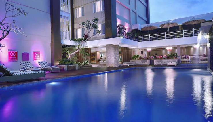 The Vasini Hotel Bali - Pool