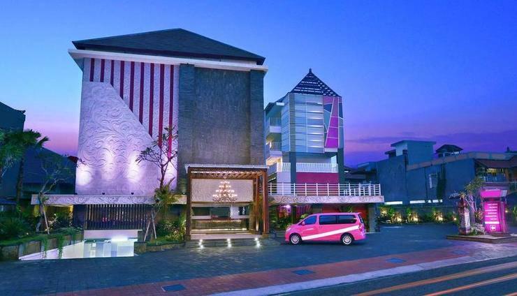 The Vasini Hotel Bali - Facade