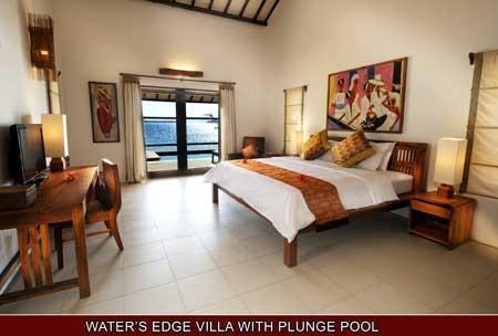 Hotel Cocotinos Sekotong Lombok - Water Edge Villa