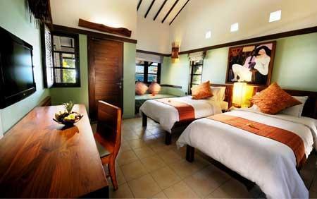 Hotel Cocotinos Sekotong Lombok - Garden Room with Garden View
