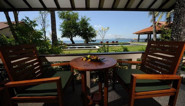 Hotel Cocotinos Sekotong Lombok - Garden Ocean
