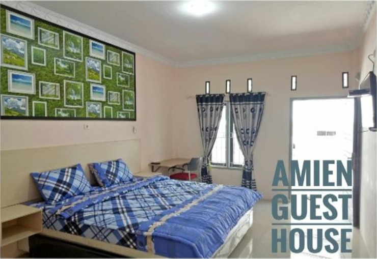Amien Guest House Syariah Jambi - Deluxe