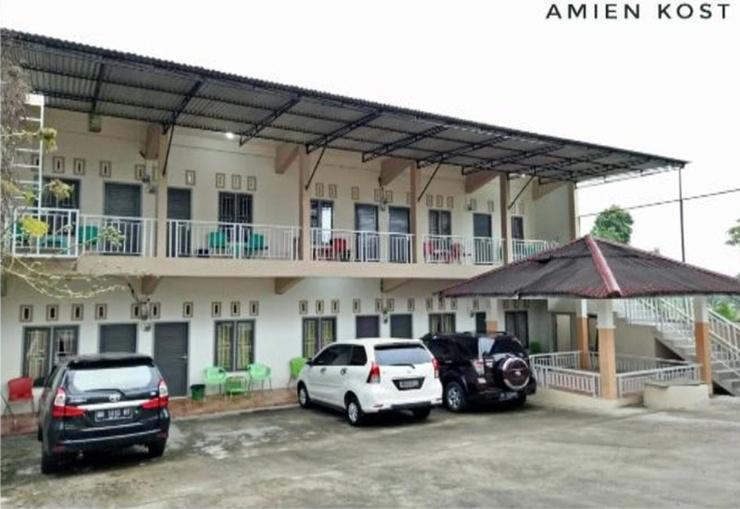 Amien Guest House Syariah Jambi - Exterior
