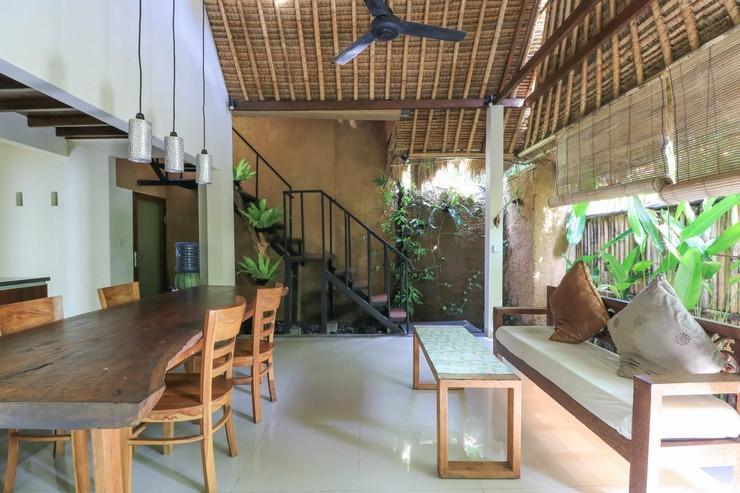 De Dalam Villa Ubud Bali - Room
