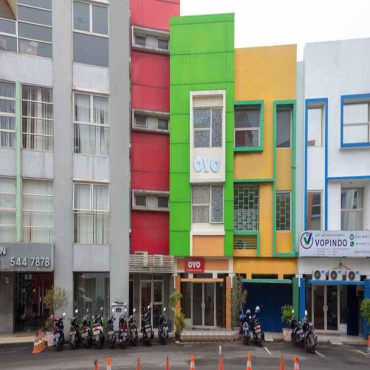 Nusalink Near Cengkareng Jakarta - Facade