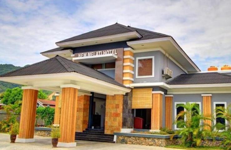 New Melati Hotel Kota Gorontalo - Exterior